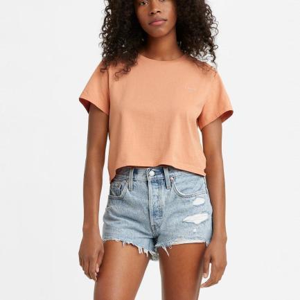 Jordie Cropped T-Shirt