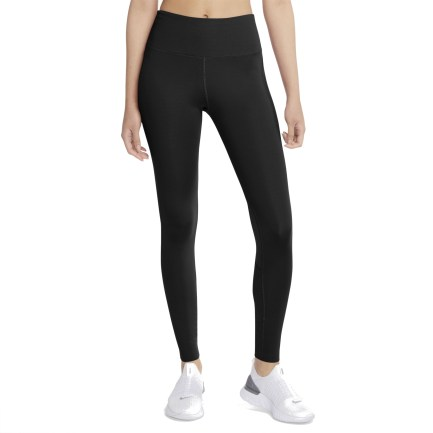 Epic Fast Women's Running Tights - black/reflective silver