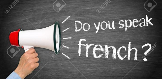 French structured sentence