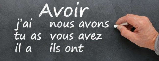 ÊTRE and AVOIR in the past tense
