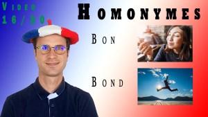 French homonymes