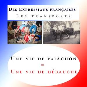 Expressions Françaises - Les Transports