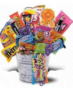 Candy Pail Bucket