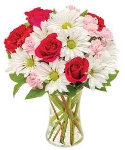 Blushing Spring Morning Bouquet