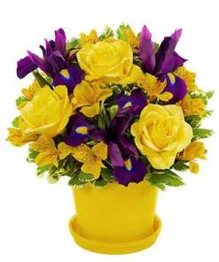 Bushel Full of Sunshine Bouquet