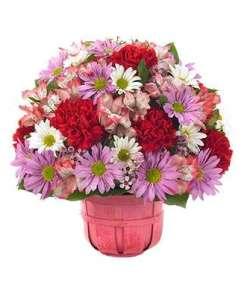 A Few of My Favorite Things Flower Bouquet