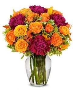 Rustic Elegance Flower Bouquet