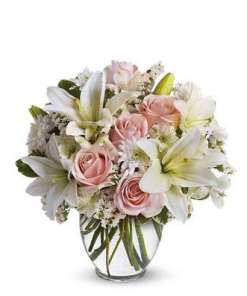 Serenity and Bliss Flower Bouquet