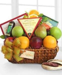 Fruit Harvest Gift Basket 74.99