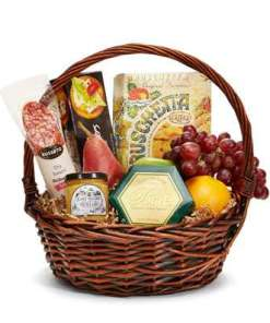 Fruit and Gourmet Gift Basket 54.99