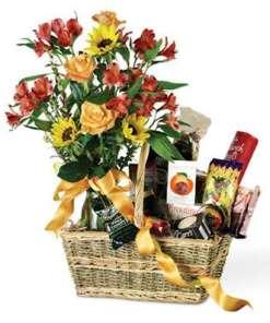 Gourmet Greetings Gift Basket 179.99