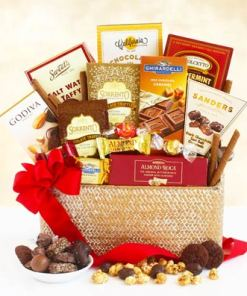 The Greatest Chocolate Gift Basket 79.99