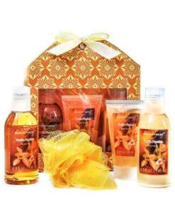 Vanilla Passions Spa Gift Kit 37.99