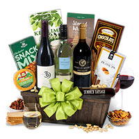 Wine Cellar Collection Gift Basket 159.99