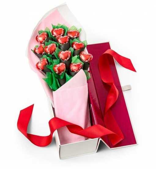 Bon Bon Chocolate Flowers