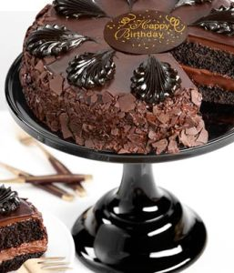 Chocolate Birthday Cake Home Delivery
