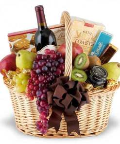 Same Day Wine Baskets