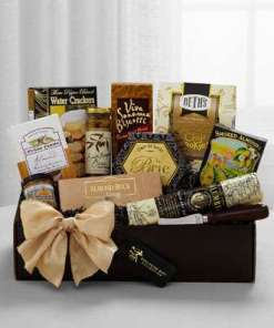 Exclusive Classic Gourmet Gift Basket