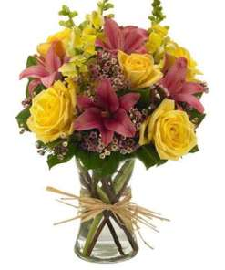 The Simple Elegance Bouquet