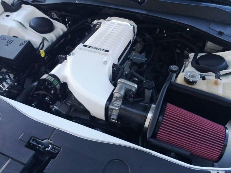 Whipple Supercharger Kit Dodge Charger 57L Hemi RT 2011