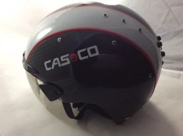 Casco Warp Carbon Sprint Helmet