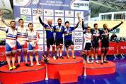 Podium – UCI Track Masters World Championships 2015