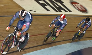 Final Race -UCI Track Masters World Championships 2015