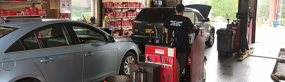 Best Oil Change in the surrounding Brrewster NY Area