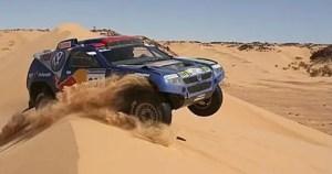 Carlos Sainz - Dakar Rally