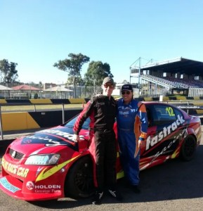 George Elliot and Fastrack Racing - FastLaneDad