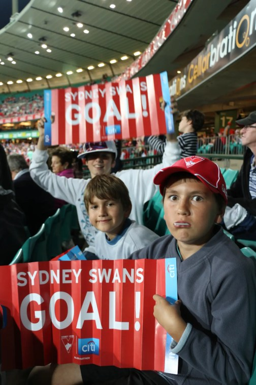 Go Swannies!