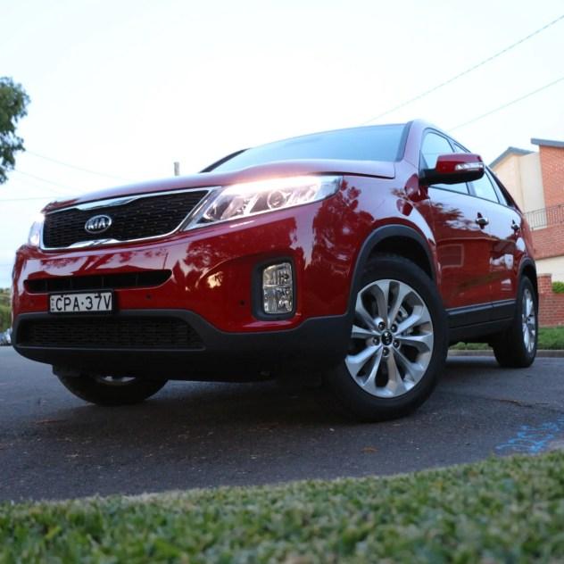 Kia Sorento - Family Car
