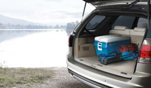 Ford Territory Boot Space