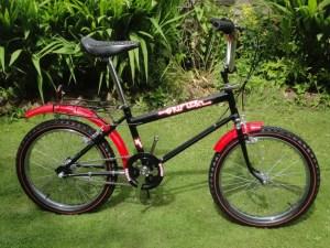 The Grifter XL - Stunt bike #NOT