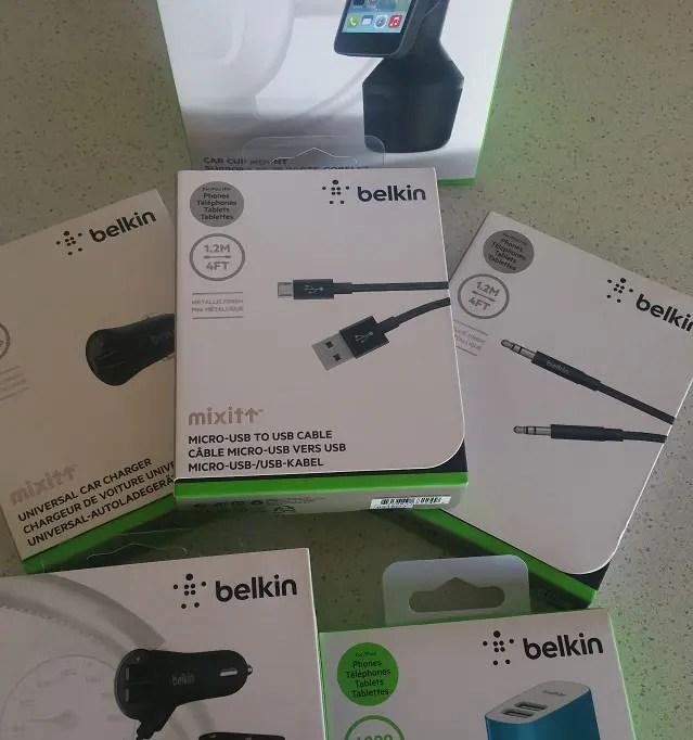 Belkin In Car Accessories