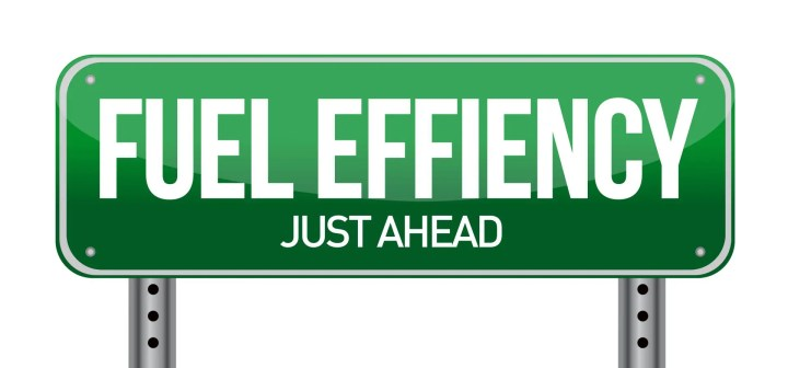 Fuel Efficiency Just Ahead