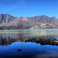 Danau Segara Anak - Lake