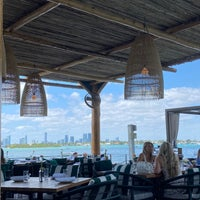 Updated 04/06/20 pola damonte / getty images if you want an authentic taste of miami in all its glory, head to south be. Baia Beach Club West Avenue Miami Beach Fl