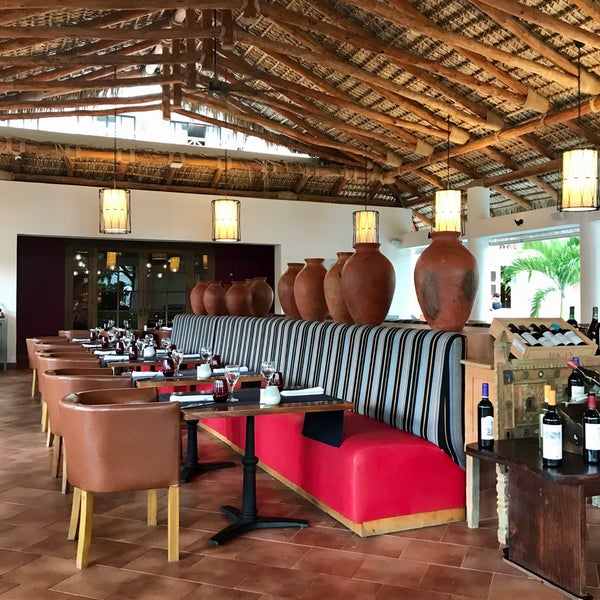 el patio mexican restaurant in cap cana