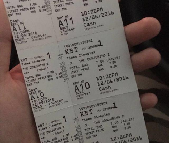 Photo Taken At Cinema 1 Times Cineplex Kb By Rawiyani L On 6