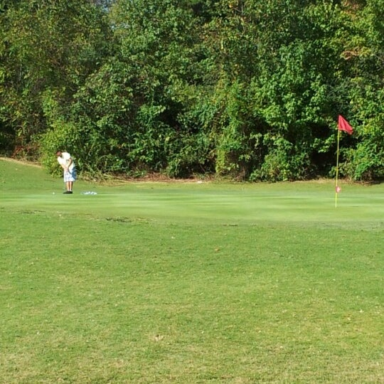 From the back tees, the course plays over 6795 yards with a slope of 128. Photos At Crowder S Mountain Golf Club Kings Mountain Nc