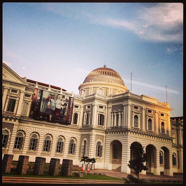 National Museum of Singapore - Central Region - 93 Stamford Rd on National Museum Of Singapore  id=76774