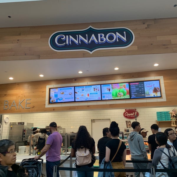Image result for queue for cinnabon