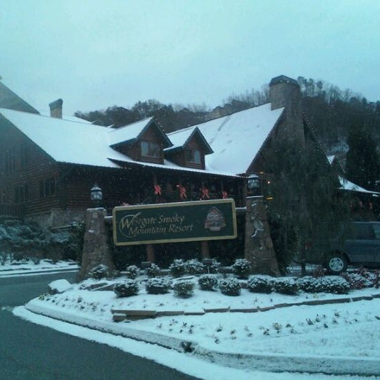 Now this is a dream vacation. Westgate Smoky Mountain Resort Spa Resort In Gatlinburg