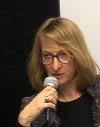 Аленка Зупанчич - философ, одна из принципиально важных теоретиков Люблянской школы психоанализа. На русском языке опубли