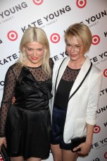 MICHELLE WILLIAMS,KATE YOUNG Target and Kate Young host a private shopping event in celebration of Kate Young for target,before the collection launches in stores and online on april 14 at old school 231 mott st 4 9 2013 Photo by John Barrett/Globe Photo