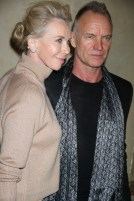 TRUDIE STYLER,STING We Are Family Foundation Honors Sting and Trudie Styler with Humanitarian award at Manhattan Center Grand Ballroom 4 11 2013 Photo by John Barrett/Globe Photo 2013