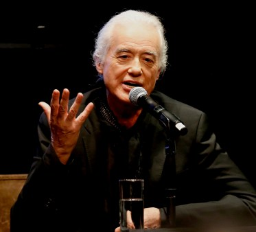 John Varvatos Celebrates The Launch Of JIMMY PAGE By Jimmy Page With A Special Conversation And Book Signing With Jimmy Page