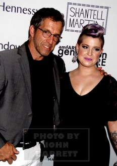 KELLY OSBOURNE,KENNETH COLE at amFAR Generation CURE Supporters to ring in summer at 4th annual SOLSTICE event at the Hudson Hotel W.58st 6-23-2015