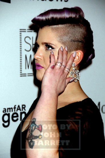KELLY OSBOURNE at amFAR Generation CURE Supporters to ring in summer at 4th annual SOLSTICE event at the Hudson Hotel W.58st 6-23-2015